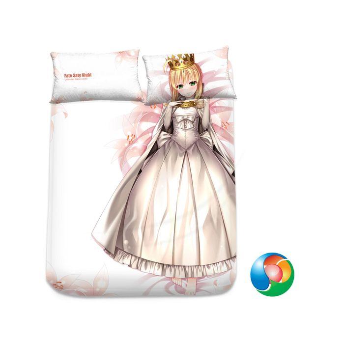 Fate Anime Sheet or Duvet Cover Bedding Set