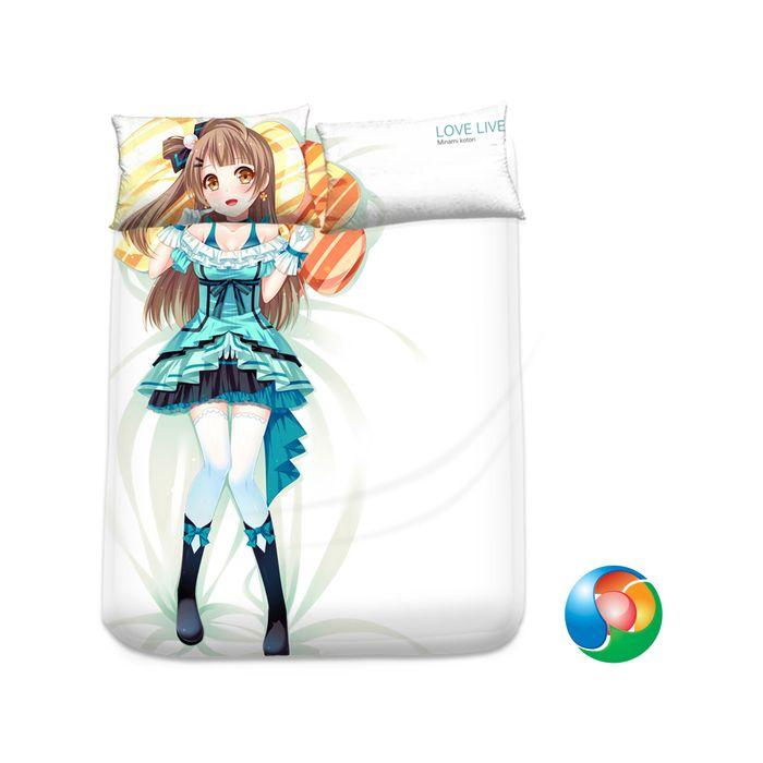 Love Live! Anime Sheet or Duvet Cover Bedding Set