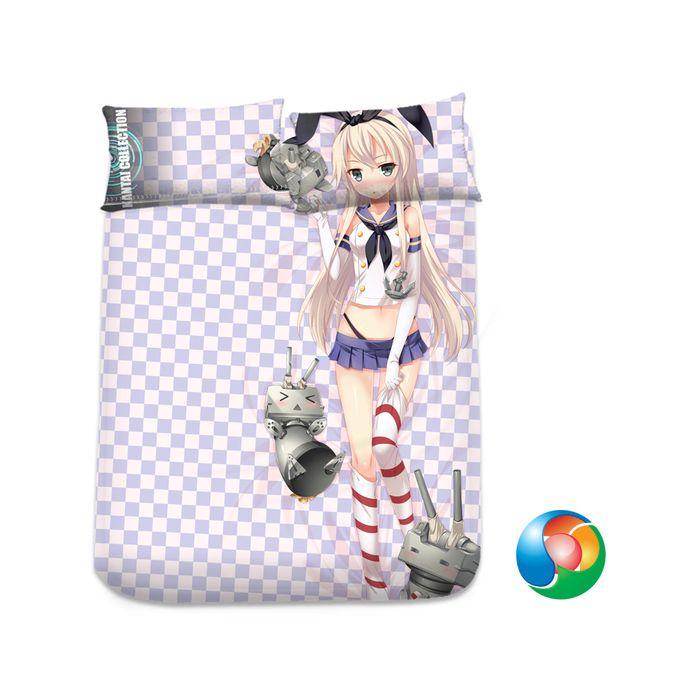 Kantai Collection KanColle Anime Sheet or Duvet Cover Bedding Set