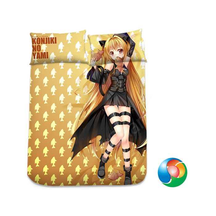 To Love-Ru Anime Sheet or Duvet Cover Bedding Set