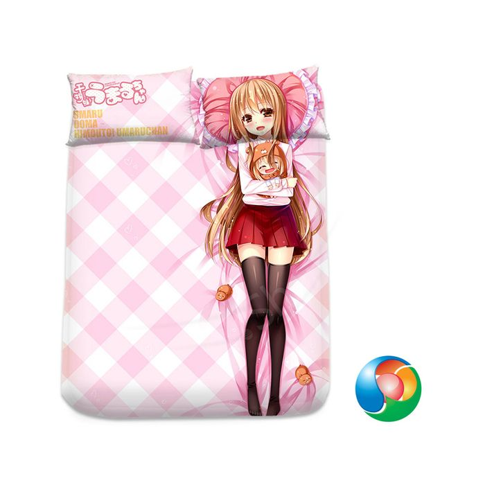Himouto! Umaru-chan Anime Sheet or Duvet Cover Bedding Set