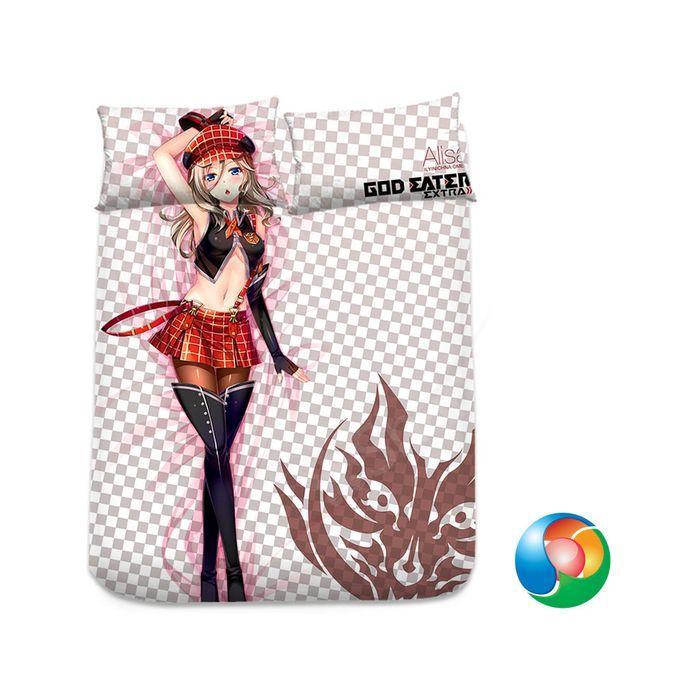 God Eater Anime Sheet or Duvet Cover Bedding Set