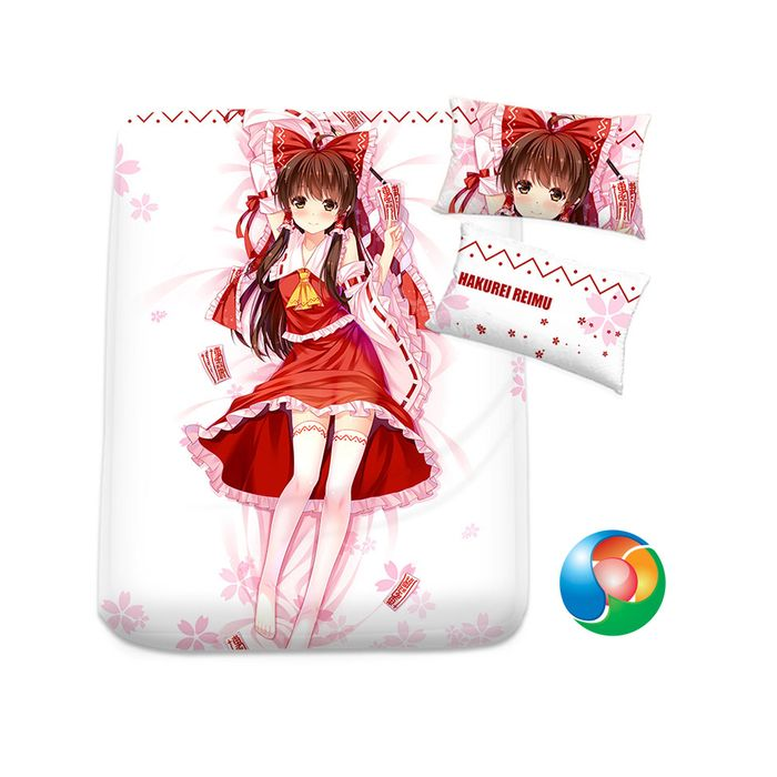 Touhou Project Anime Sheet or Duvet Cover Bedding Set