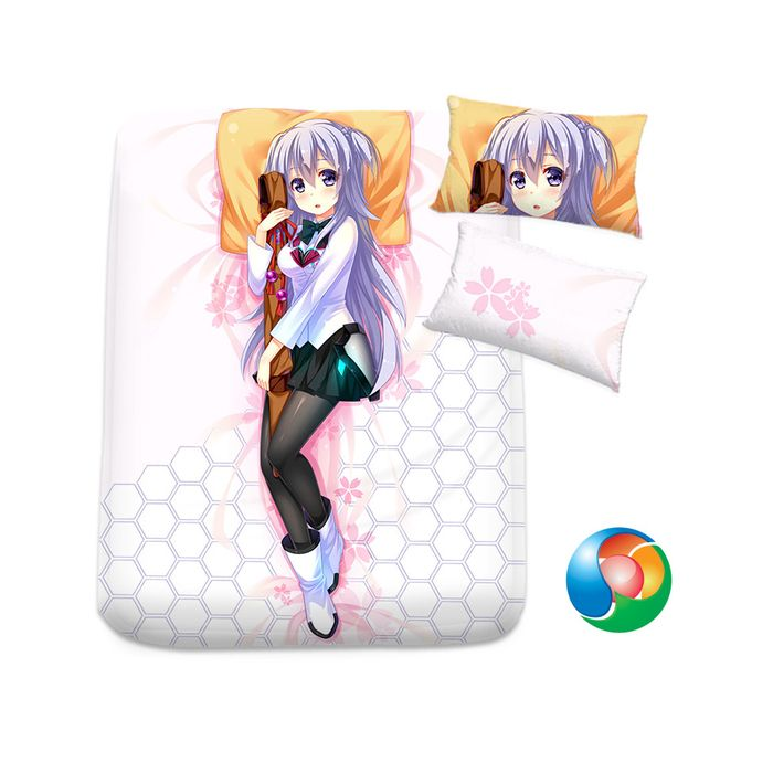 The Asterisk War Anime Sheet or Duvet Cover Bedding Set