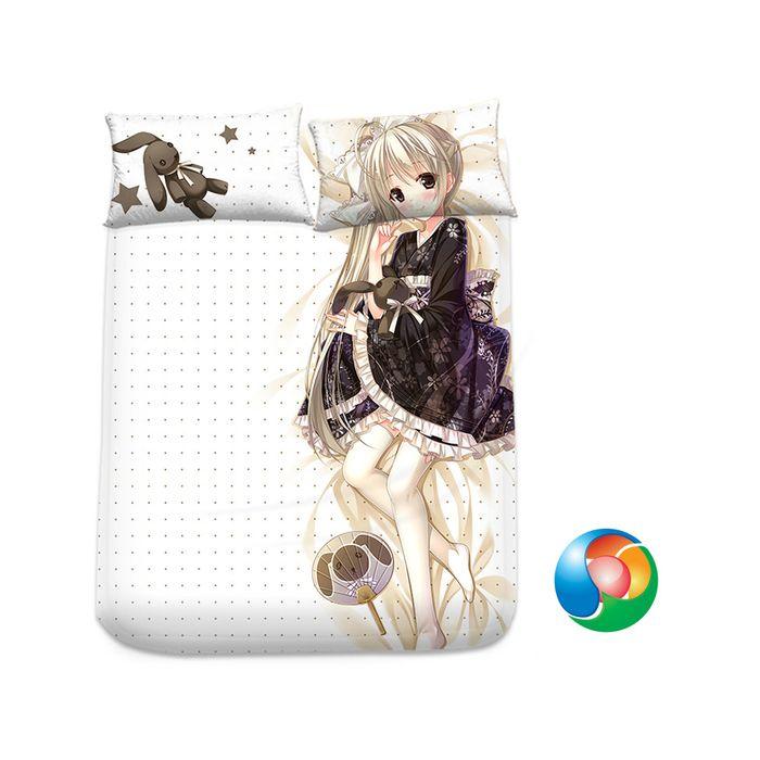 Yosuga no Sora Anime Sheet or Duvet Cover Bedding Set