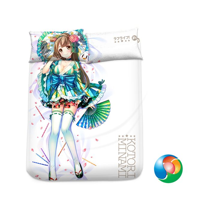 Love Live! Anime Sheet or Duvet Cover Bedding Set