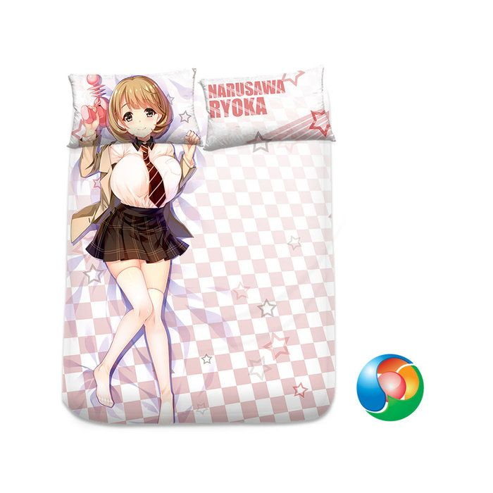 Occultic;Nine Anime Sheet or Duvet Cover Bedding Set