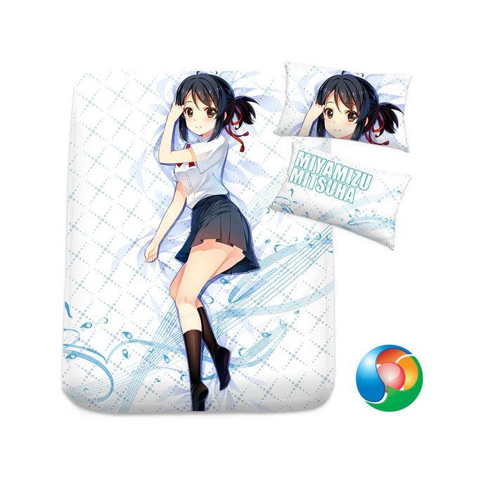 Your Name Anime Sheet or Duvet Cover Bedding Set