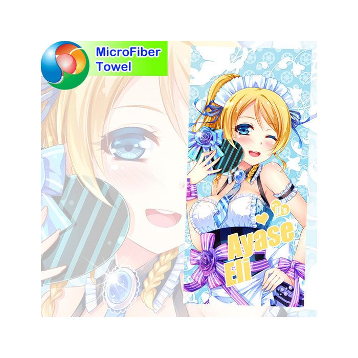 Love Live! Microfiber Hand and Bath Towel