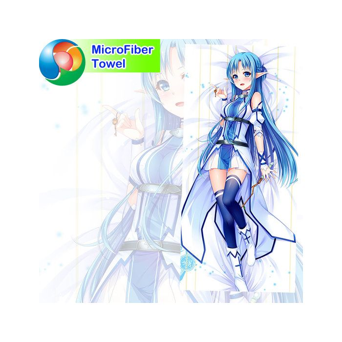 Sword Art Online Microfiber Hand and Bath Towel