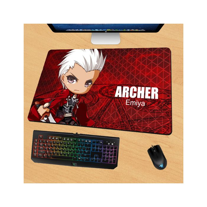 Fate Gaming Mouse Pad Desk Pad Playmat