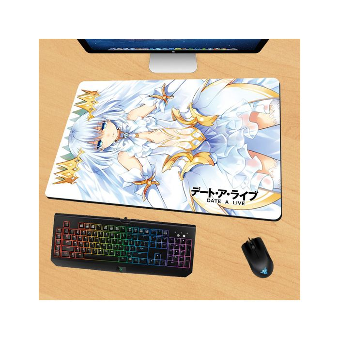 Date A Live Gaming Mouse Pad Desk Pad Playmat