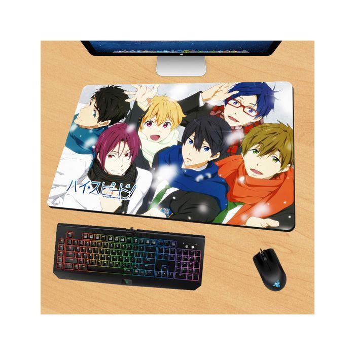 Free! Gaming Mouse Pad Desk Pad Playmat