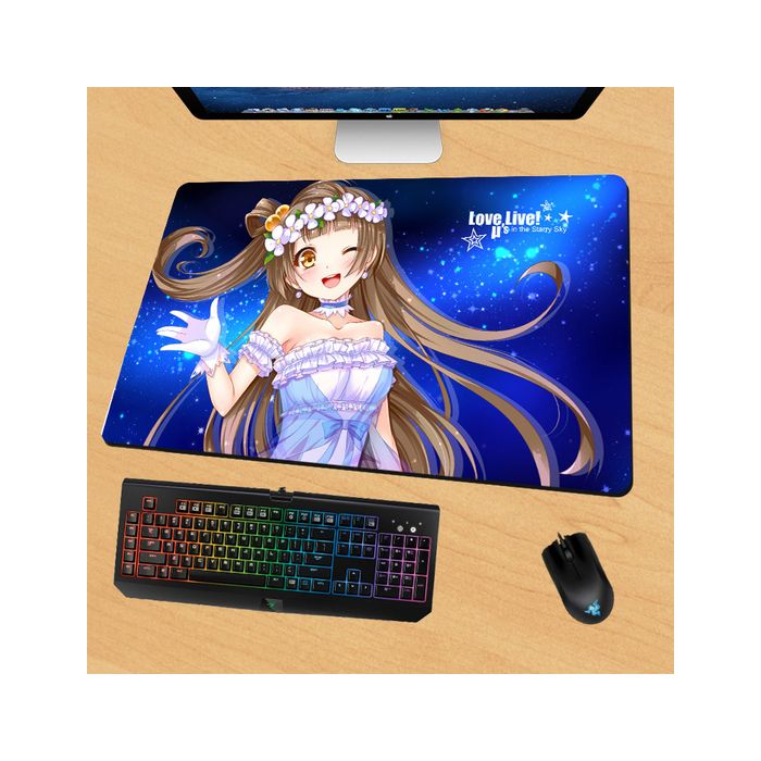 Love Live! Gaming Mouse Pad Desk Pad Playmat