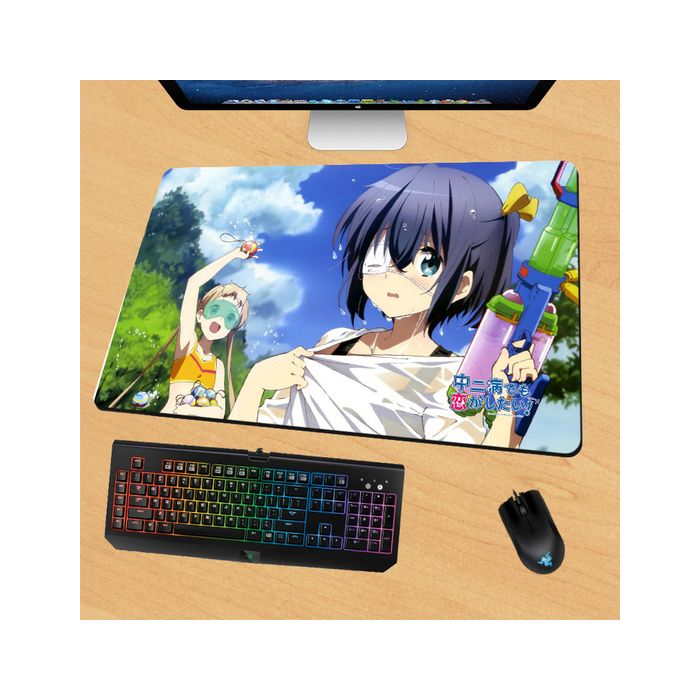 Love, Chunibyo & Other Delusions Mouse Pad Desk Pad Playmat