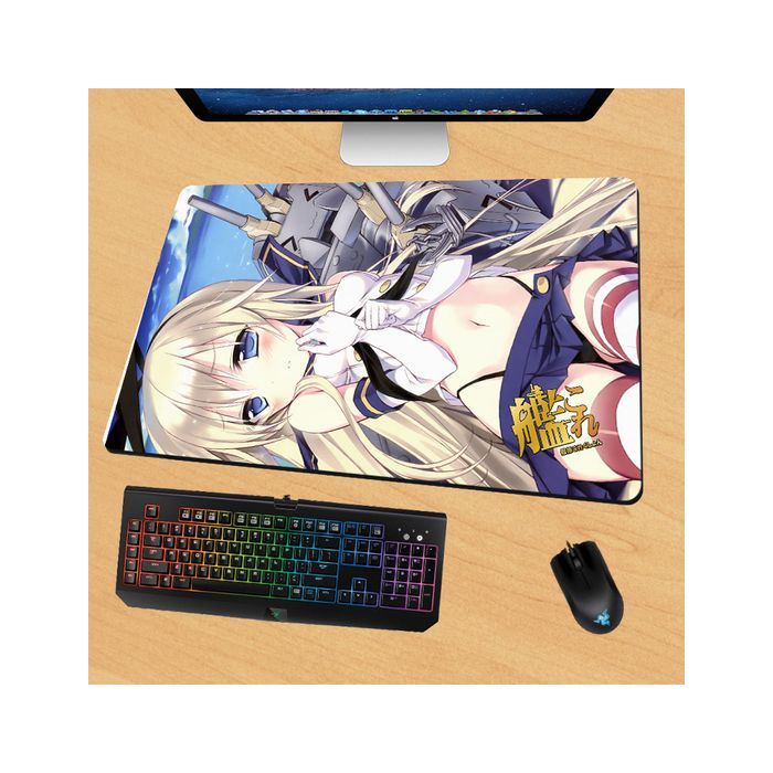 Kantai Collection Gaming Mouse Pad Desk Pad Playmat