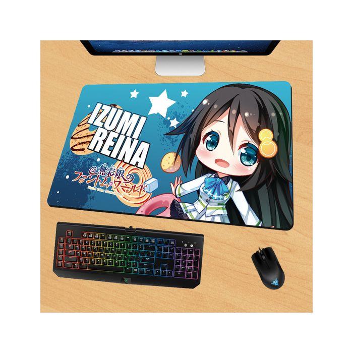 Myriad Colors Phantom World Gaming Mouse Pad Desk Pad Playmat