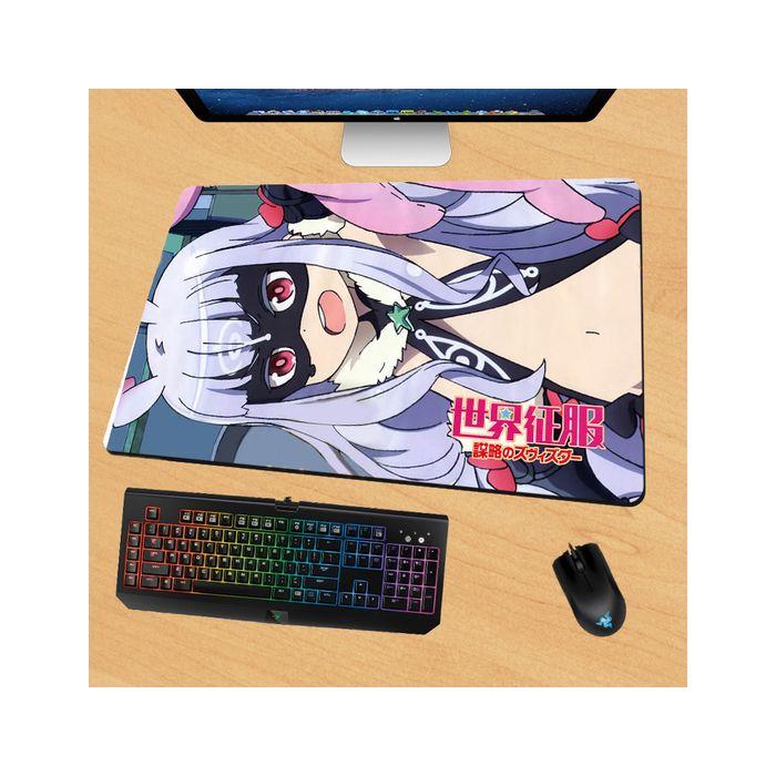 World Conquest Zvezda Plot Gaming Mouse Pad Desk Pad Playmat