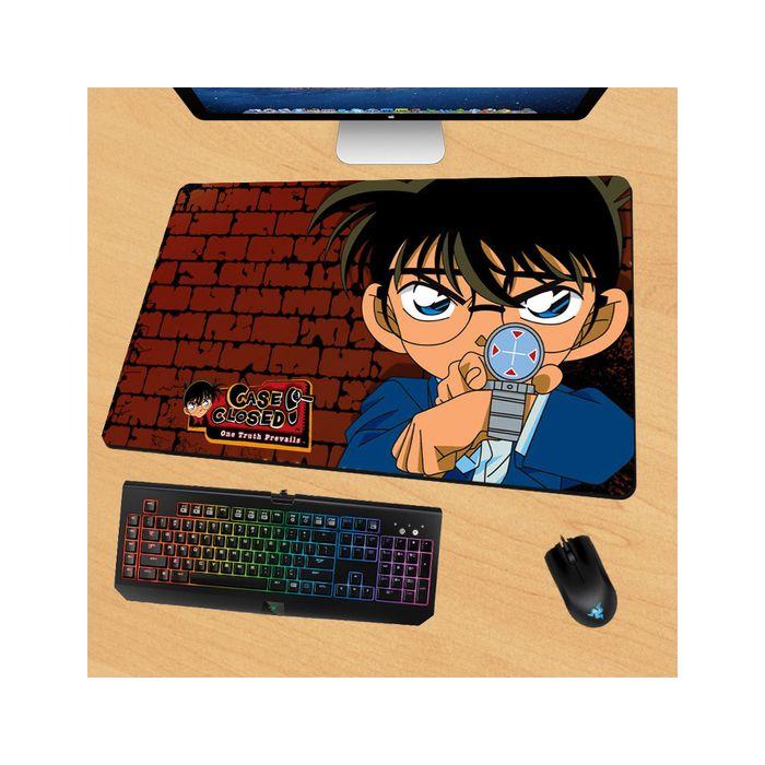 Detective Conan Gaming Mouse Pad Desk Pad Playmat