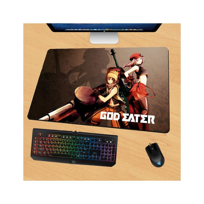 God Eater Gaming Mouse Pad Desk Pad Playmat