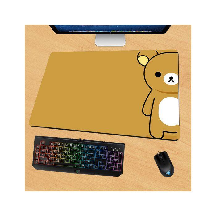 Rilakkuma Gaming Mouse Pad Desk Pad Playmat