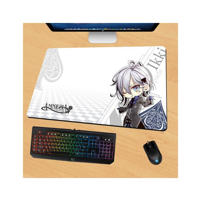 Amnesia Gaming Mouse Pad Desk Pad Playmat