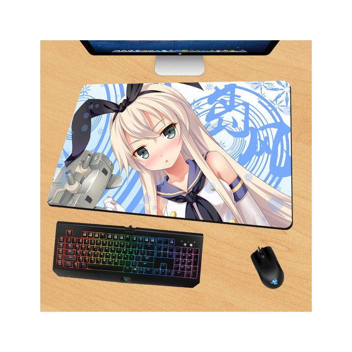 Kantai Collection Gaming Mouse Pad Desk Pad Playmat