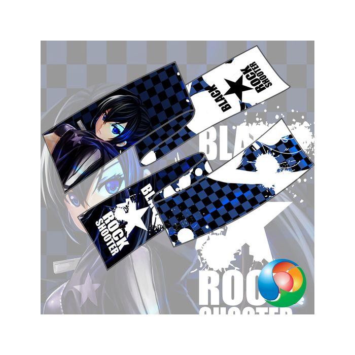 Black Rock Shooter Anime Scarf Towel Muffler