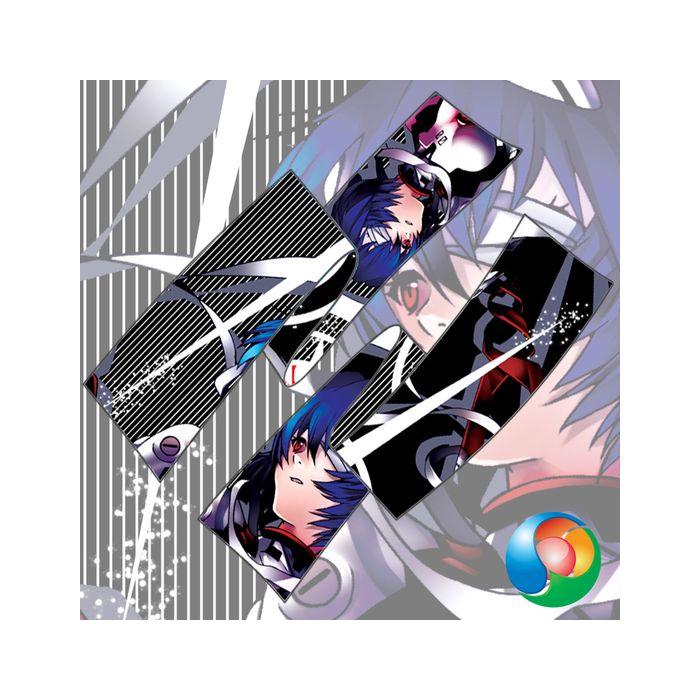 Neon Genesis Evangelion EVA - Rei Ayanami Anime Scarf Towel Muff