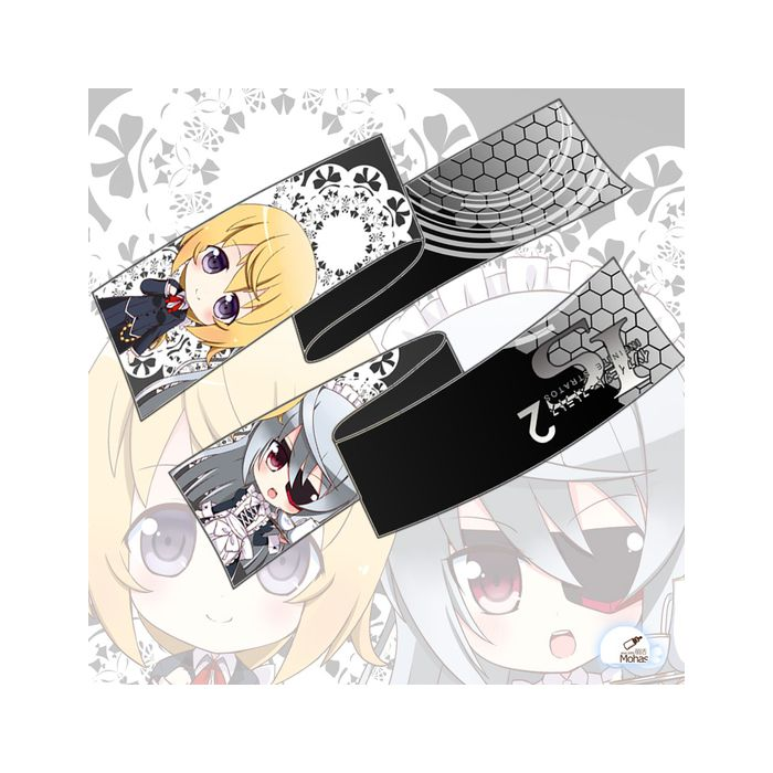 Infinite Stratos 2 Anime Scarf Towel Muffler