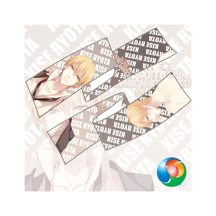 Kuroko no Basuke - Ryouta Kise Anime Scarf Towel Muffler