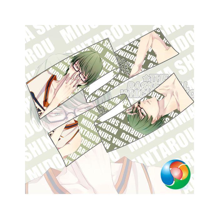 Kuroko no Basuke - Shintarou Midorima Anime Scarf Towel Muffler
