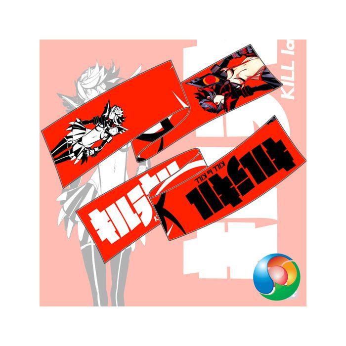 Kill la Kill - Ryuuko Matoi Anime Scarf Towel Muffler