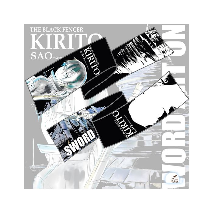 Sword Art Online Anime Scarf Towel Muffler
