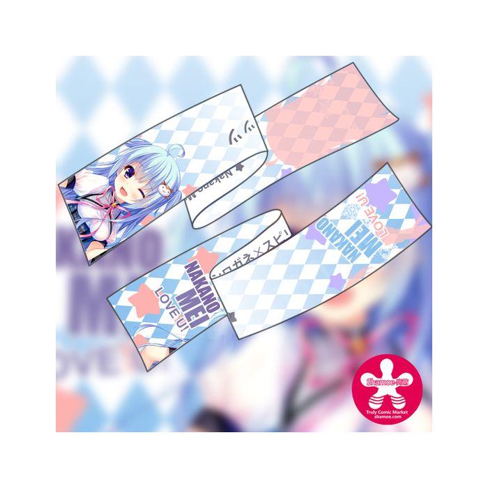 Shirogane x Spirits! - Anime Scarf Towel Muffler