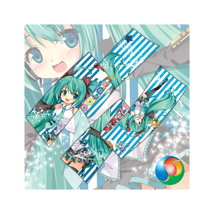 Hatsune Miku Anime Scarf Towel Muffler