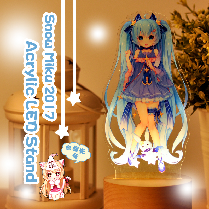 Anime Acrylic Figure Stand introduction
