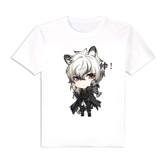 Arknights Anime Graphic Tee